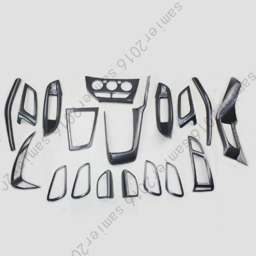 18x Inner Dash Full Kits Fit For Ford Focus 2012 Cover