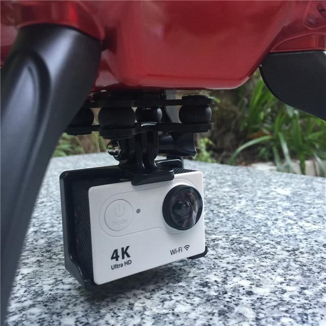 SYMA X8C X8G X8W X8HG X8 FPV RC Drone Avec H9R 4 K caméra 1080 p Ultra HD WiFi 2.4G 4CH RC Quadcopter Hélicoptère Professionnel Dron