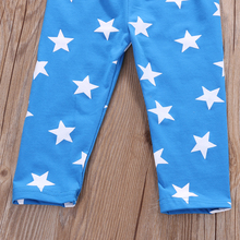 Star Printed Toddler Pants
