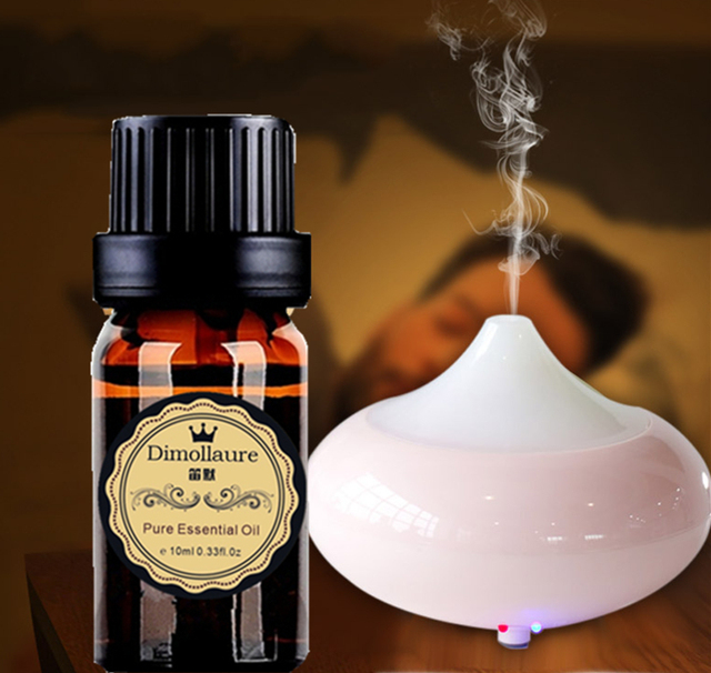 Lemon Citronella Essential Oil for Aromatherapy Humidifier