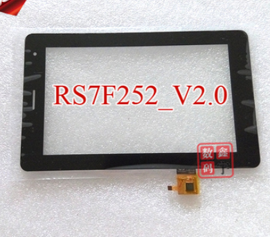 New original 7 inches tablet capacitive touch screen RS7F252_V2.0 free shipping