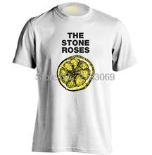 Summer The Stone Roses Mens & Womens Short Sleeves Cotton T shirt O-Neck T Shirt