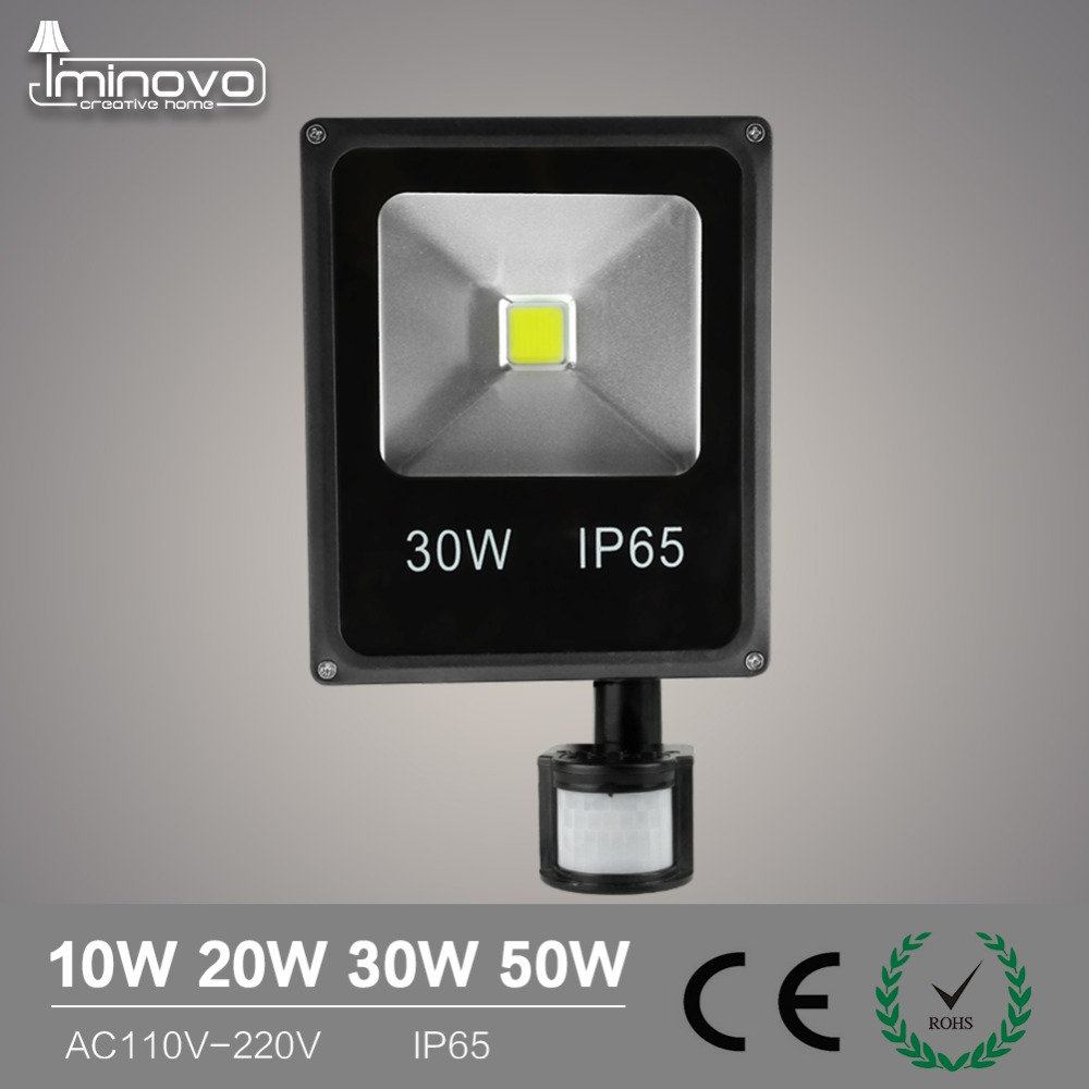 Led Flood Light Outdoor Spotlight Floodlight 10W 20W 30W 50W Wall Washer Lamp Reflector IP65 Waterproof Garden 220V RGB Lighting 4pc lot dhlfedex led light 30w led wall washer wash lamp garden park landscape lines square flood outdoor estadio building light