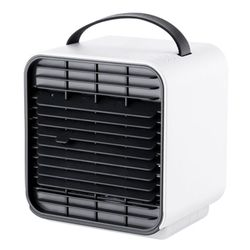 Mini USB Portable Air Conditioner Conditioning Humidifier Purifier Air Cooler Personal Space Cooling Fan For Office Home Car Rec