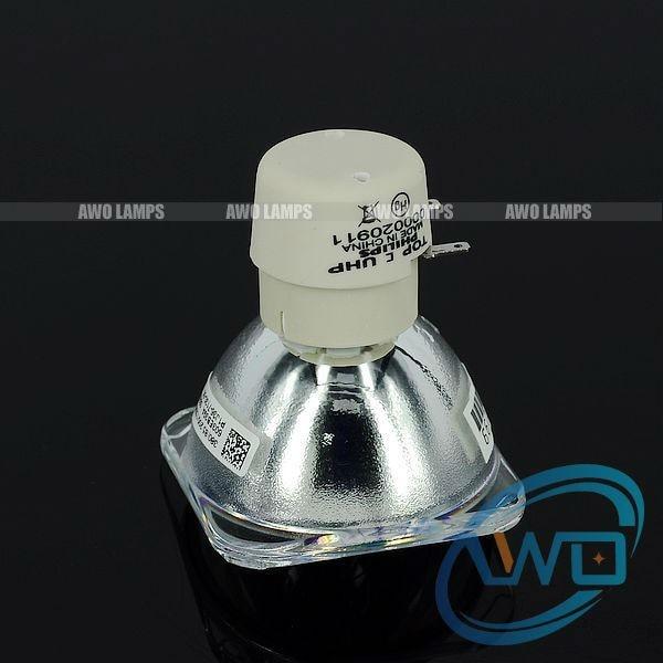 5J.J2V05.001 Original bare lamp for Projector BENQ MP778 MW860USTi MX750 Projector original projector lamp cs 5jj1b 1b1 for benq mp610 mp610 b5a