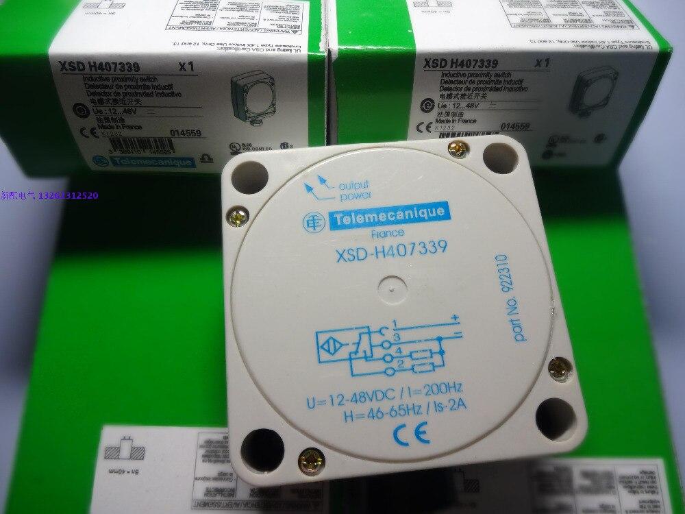 XSD-H407339 Proximity Switch Sensor New High-Quality Quality AssuranceXSD-H407339 Proximity Switch Sensor New High-Quality Quality Assurance