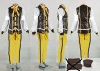 Mami Tomoe косплей костюм от Puella Magi Madoka Magica E001