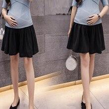 Женские брюки длиной до икры для беременных, Повседневная Низкая Талия Короткие шорты для беременных, летние шорты для беременных
