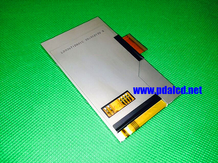 Original New 3.5 inch LQ036T1DG01 LQ036T1DG01C LQ036T1DG01B LCD Display Panel with Touch screen digitizer Free shipping