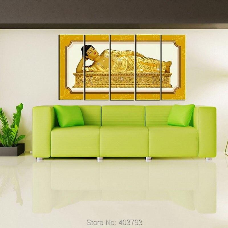 Fine Large Buddha Canvas Wall Art Ideas - Wall Art Design ...