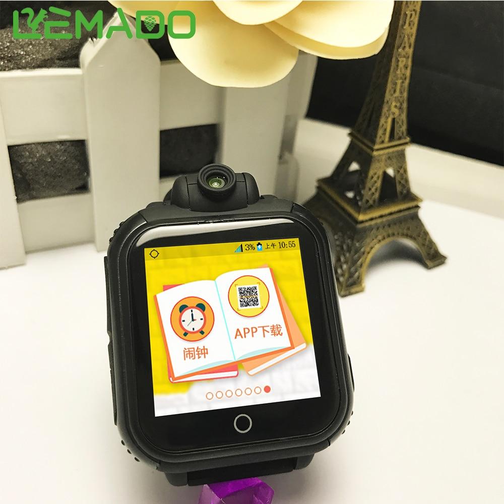 Lemad smart watch kids reloj q730 3g gprs gps localizador rastreador anti-perdid