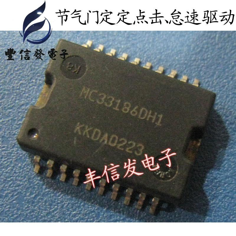 5 Stks/partij Mc33186dh1 Mc33186dh Hsop-20 Auto Driver Idle Chip Voor Mar-elli Po-lo Auto Computer Boord Reparatie Helder En Doorschijnend Qua Uiterlijk