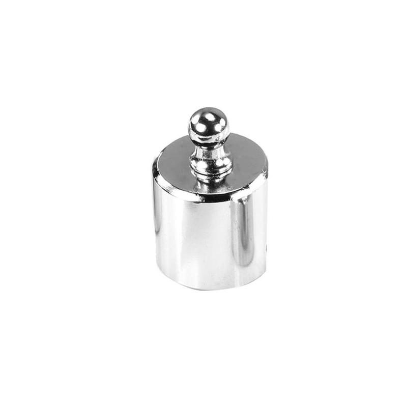 WINOMO 50g Chrome Calibration Weight For Digital Jewellery Scale Science Lab Digital Scale Balance
