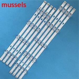 "Image 1 - LED Backlight strip For LG 47"" inch TV 6916L LC470DUE FG A1 A2 A3 A4 M1 M2 M3 M4 47LB570U 47LB570V 47LB572V 47LB580B 47LY540S"