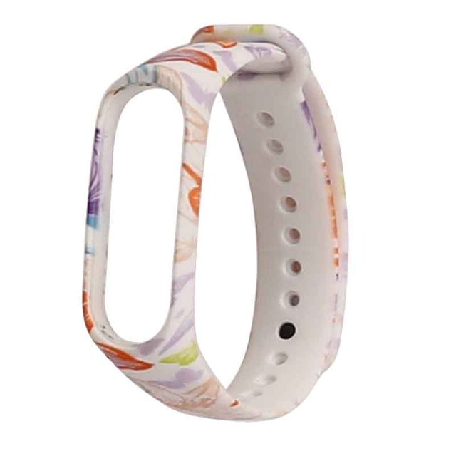 Correa Mi Band 3 Wrist Strap For Xiaomi Miband Mi3 Smart Fitness Bracelet Mi 3 Band3 Sports Watch Colorful Silicone Wriststap Smart Accessories Aliexpress