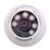 GADINAN ONVIF IP Domo para Interiores Cámara de 1.3MP 960 P 6 UNIDS Matriz de Led ver teléfono xmeye ir-cut p2p de la red p2p nube p2p motion detección