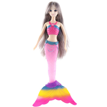 30CM 1/6 Swimming Mermaid Doll Girls Dreamy Toy For Birthday Gifts