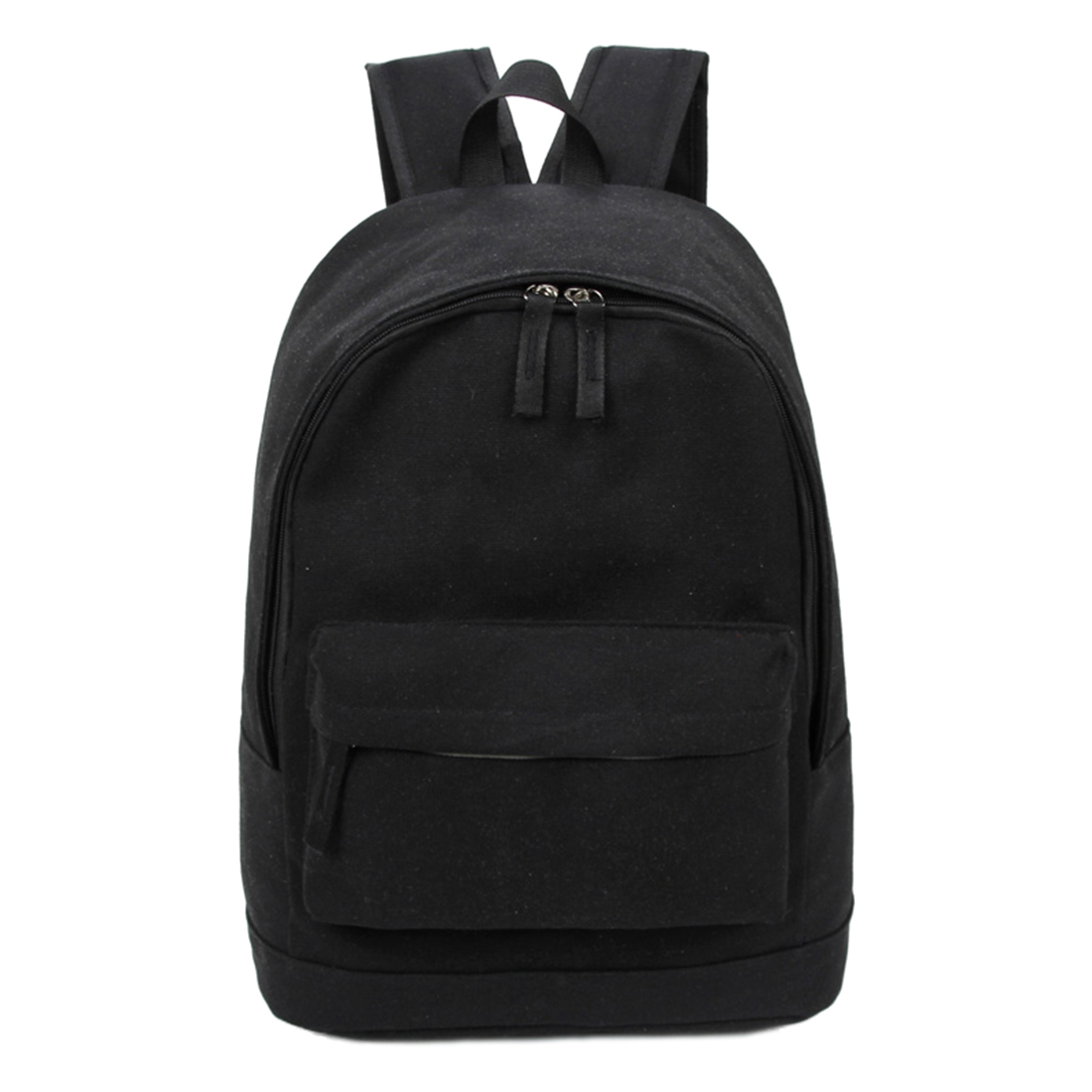 Korea Style Fashion Backpack for Men and Women Preppy Style Soft Back Pack Unisex School Bags Big Capacity Canvas Bag