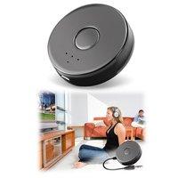 URANT MINI Bluetooth 4 0 Music Transmitter Audio Adapter Wireless Bluetooth Dongle Transmit 2 Devices Simultaneously