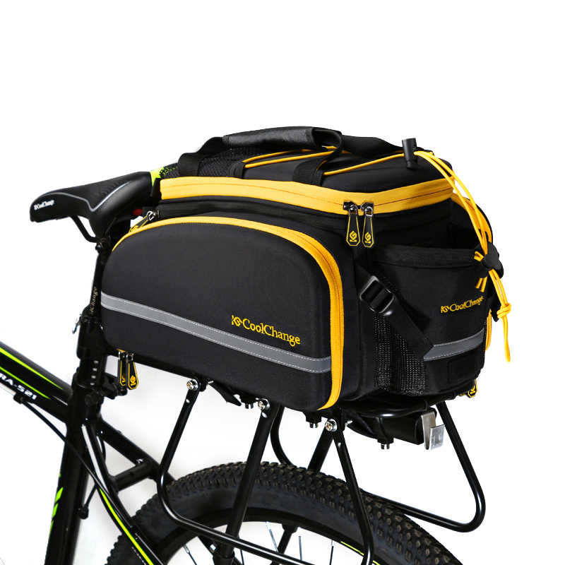 2016 bicycle pack mountain bike camel bag shelf kit bicycle bag tail package bag supporting cycling equipment Outdoor riding bag  цена и фото