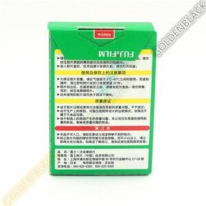 Image 2 - 2 adet orijinal Fujifilm Instax Mini anında karikatür Film gökkuşağı 2 paketleri polaroid Mini 11 9 7 7s 8 25 50s 90