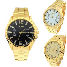 2020 New Brand Fashion Men Sports Watches Stainless Steel Sp