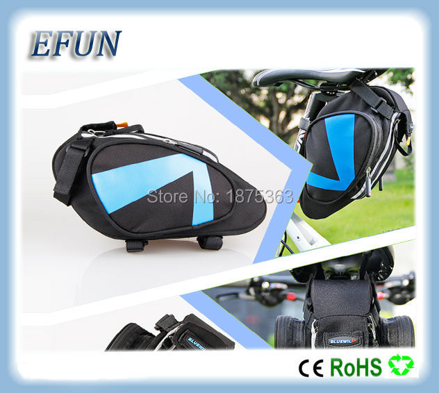 New arrival Saddle Bags for saddle bag battery Cycling Seat Post Tool Bag Tail Pouch Package MTB Road Bike Bicycle Seatpost Bag