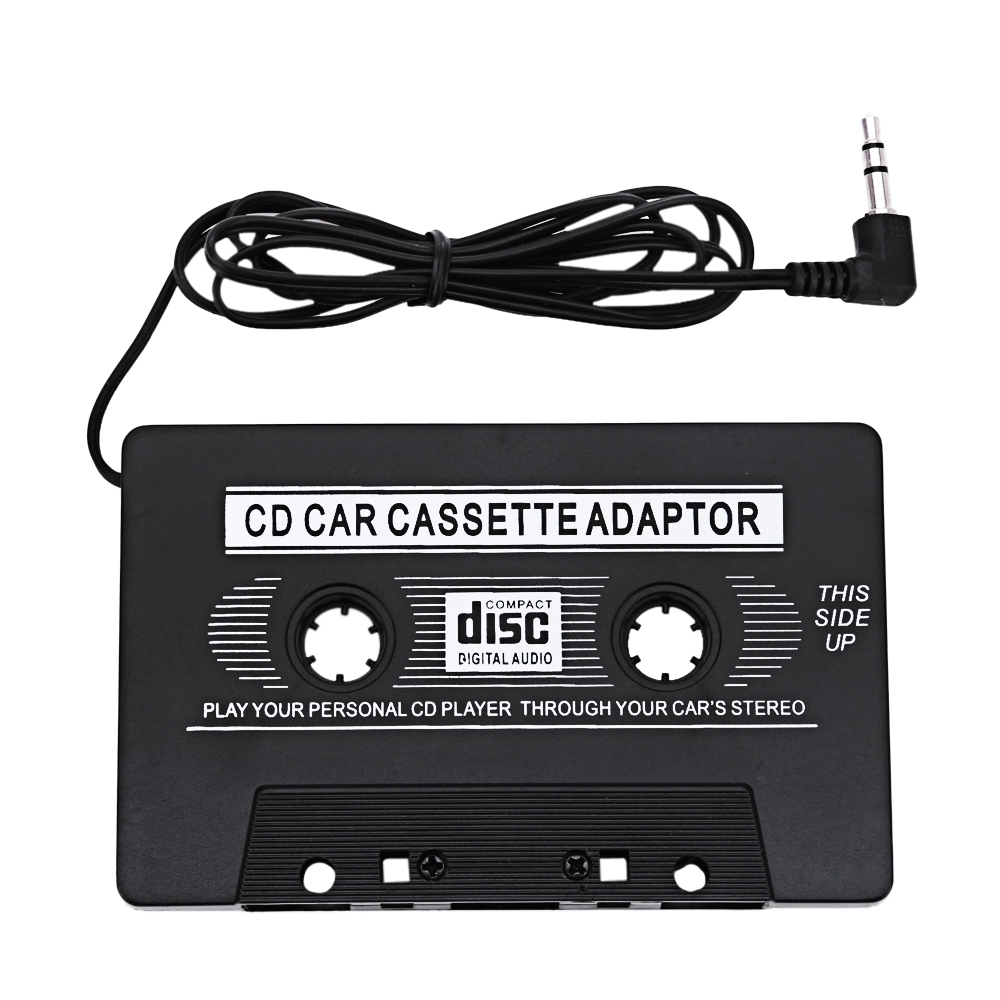 How To Use A Cassette Player In A Car