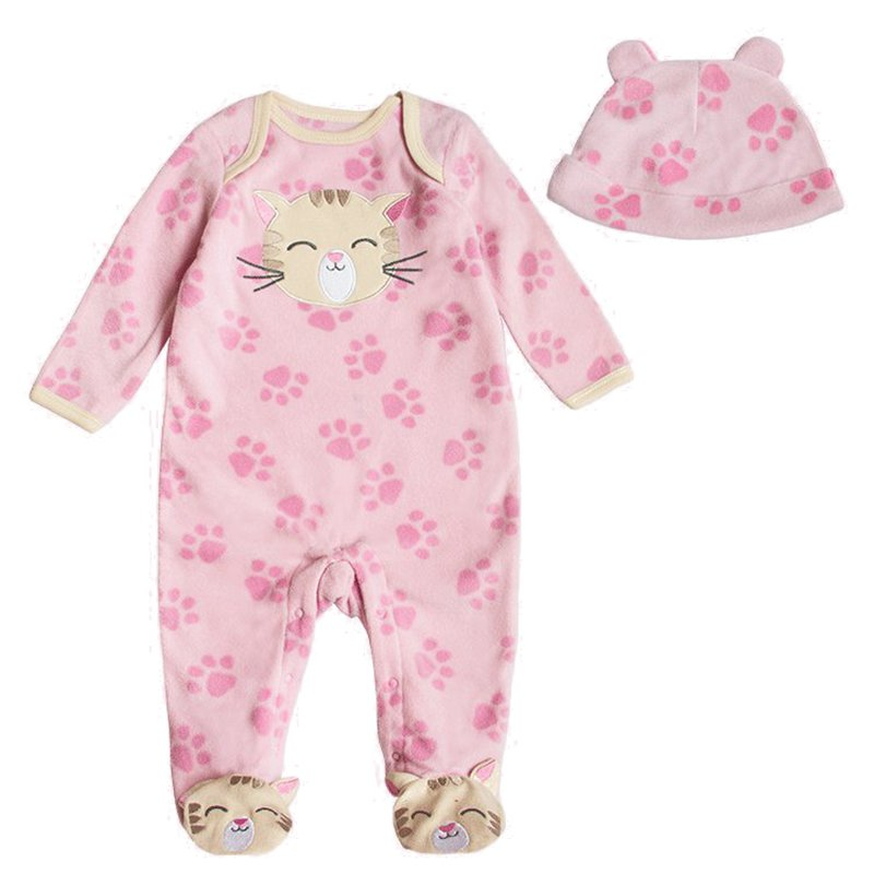 Autumn Winter Baby Clothes Flannel Baby Boy Clothes
