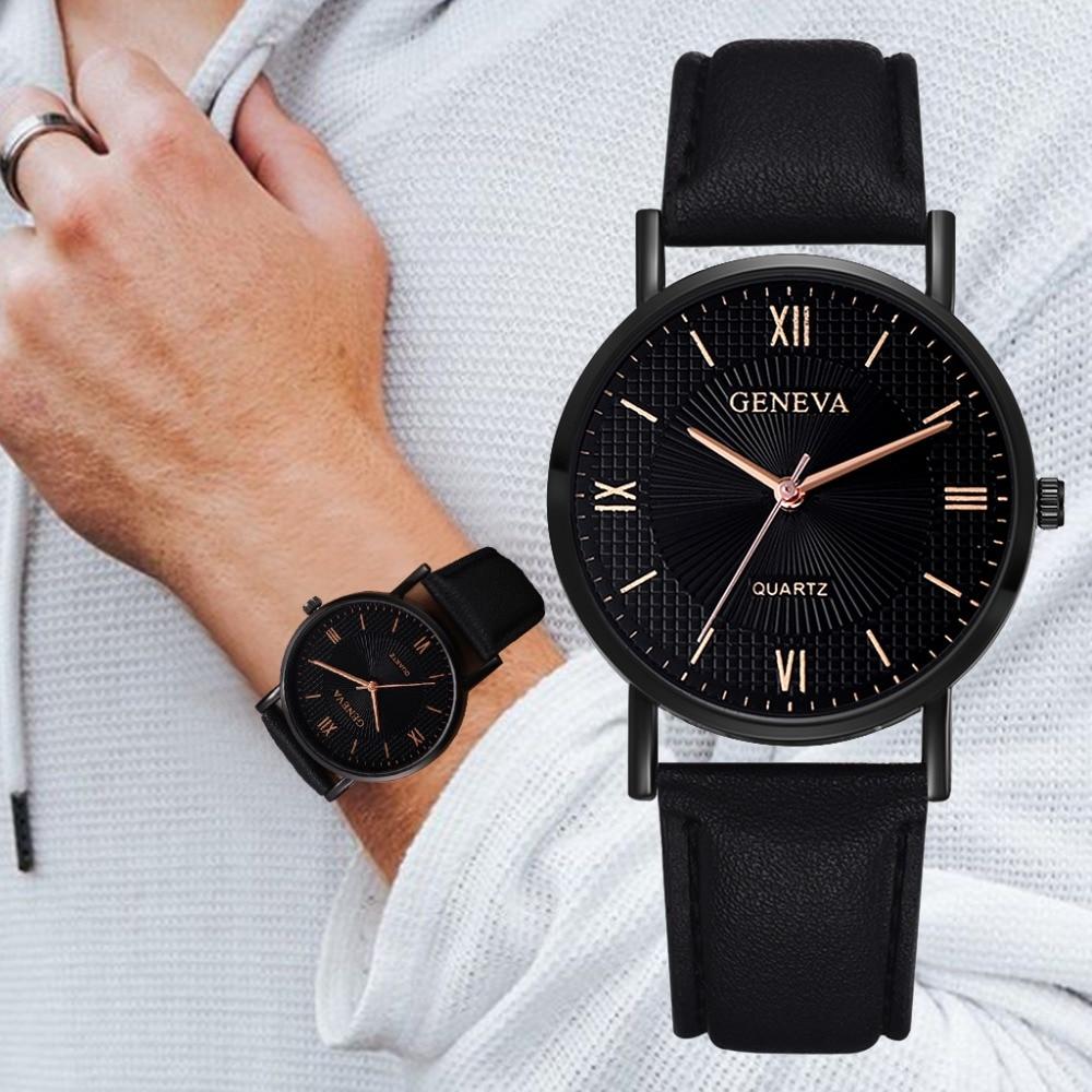 Top Brand Fashion Quartz Watch Men Watches Luxury Male Clock Business Mens Wrist Watch Hodinky Relogio Masculino DropShipping