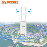 CF EW71 300Mbps Outdoor AP wi fi Ethernet Access Point Wifi Bridge coverage AP Dual antennas wifi Router amplifier base station