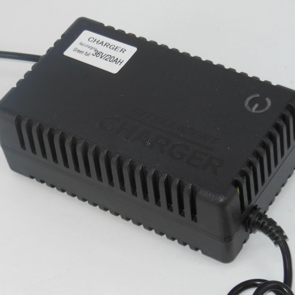 36V 17-20AH 2.5A Electric Bicycle/Scooter Charger/Lead Acid Battery Charger