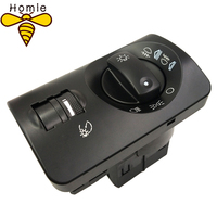 High Quality 4B1941531E Headlight Fog Lamp Control Switch For AUDI A6 Quattro C5 RS6 S6