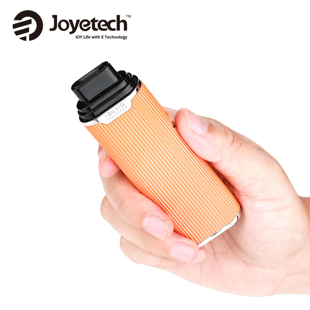 все цены на Original Joyetech EGo AIO Mansion Starter Kit 1300mAh Built-in Battery & BF SS316 0.6ohm Coil 7-color Indicator Light Vs Ego Aio онлайн