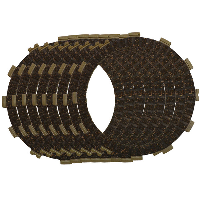Motorcycle Clutch Friction Plates Set for HONDA CB500X CB500 X 2013 Clutch Lining #CP-00037