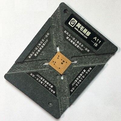 iphone 7 A10 A9 A8 A7 A6 Processor iphone CPU reball kit, repair cpu