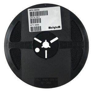 Image 1 - MCIGICM s8550, niskonapięciowy wysoki prąd mały sygnał PNP tranzystor SOT 23 S8550 SMD