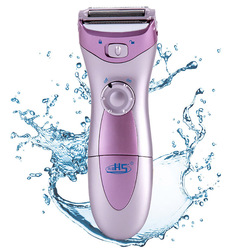 1 PC Wet/Dry Women Electric Shaver Cordless Trimmer Waterproof Hair Remover Tool HS-3001