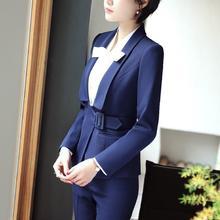 Women Elegant Long Blazer Sleeve Jacket Office Lidies Black Work Wear Plus Size New Arrival Blazers Femme Feminino Suit 2017