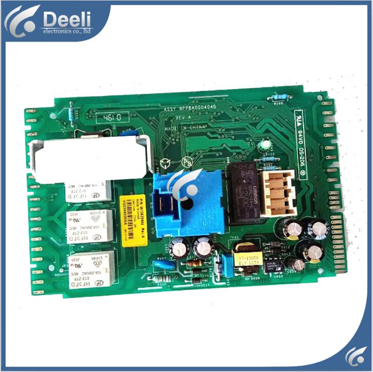 все цены на Free shipping 95% new original for Washing Machine drum computer board WFC855 WFC851CW WFC1051CW board