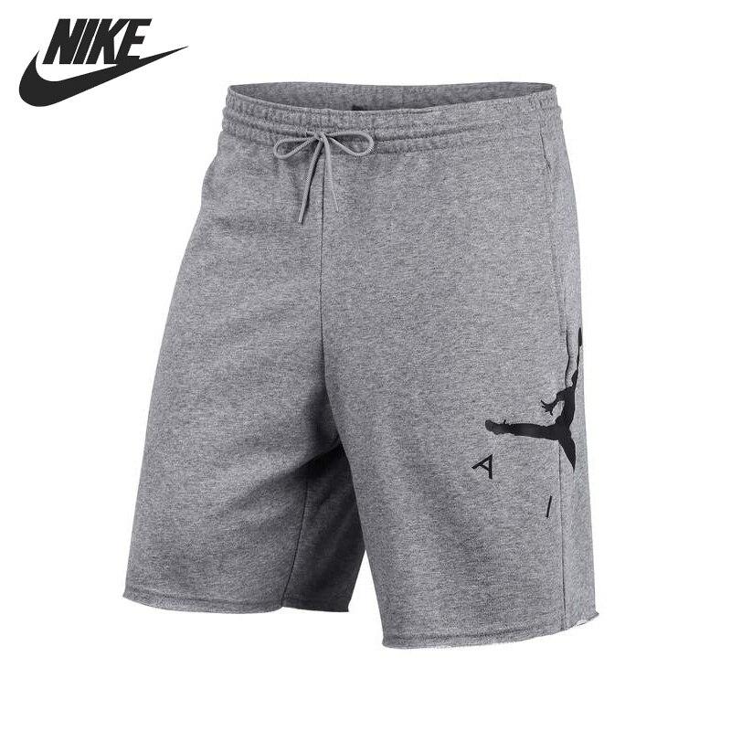 Novedad Original NIKE JUMPMAN AIR pantalones cortos para Hombre Ropa deportiva