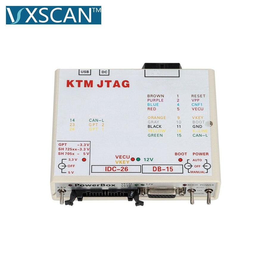 KTMflash ECU Programmatore Potenza di Trasmissione Strumento di Aggiornamento KTMflash ME17 TC1728/1767 Chip di Lettura Dei Dati