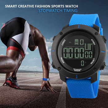 Men Sports Watches Digital Military Luxury Brand Sport LED Watch Waterproof  Digital Wristwatches Relogio Masculino