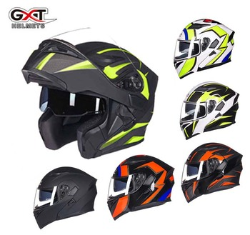 female men's Motorcycle open face helmet  motorbike motorcyclist motocross dirt bike moto racing flip up