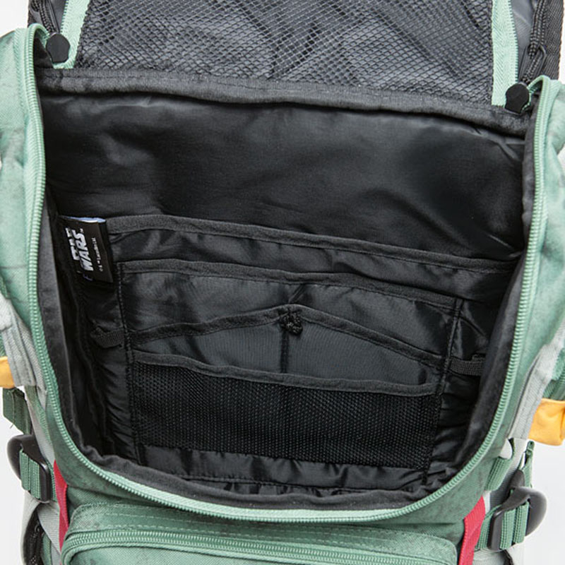 Image 3 - Zebella Star Wars Backpacks Yoda Boba Fett Laptop Men Backpack Vintage Travel Bags Games Movies Anime Male Bags-in Backpacks from Luggage & Bags