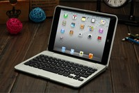 Wireless Bluetooth For IPad Mini 1 2 3 Keyboard Case Protective ABS Stand Funda Cover For