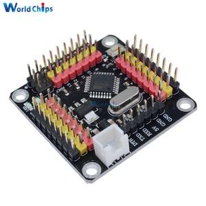 ATMEGA328P ATMEGA32U4 ESP8266 ESP8285 CH340G CH340 Wi-Fi 3,3 В 5 В Pro Mini Micro USB для Arduino Nano V 3,0 Strong Series 5 видов