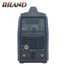Riland умный сварочный аппарат mig250gdm однофазный 230 В портативный