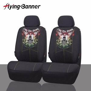 Image 1 - Front Car Seat Covers Fashion Style Universal Fit Car Accessories Auto Seat Protectors Car Styling