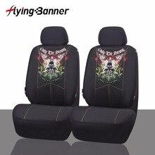 Vorne Auto Sitzbezüge Mode Stil Universal Fit Auto Zubehör Auto Sitz Protektoren Auto Styling